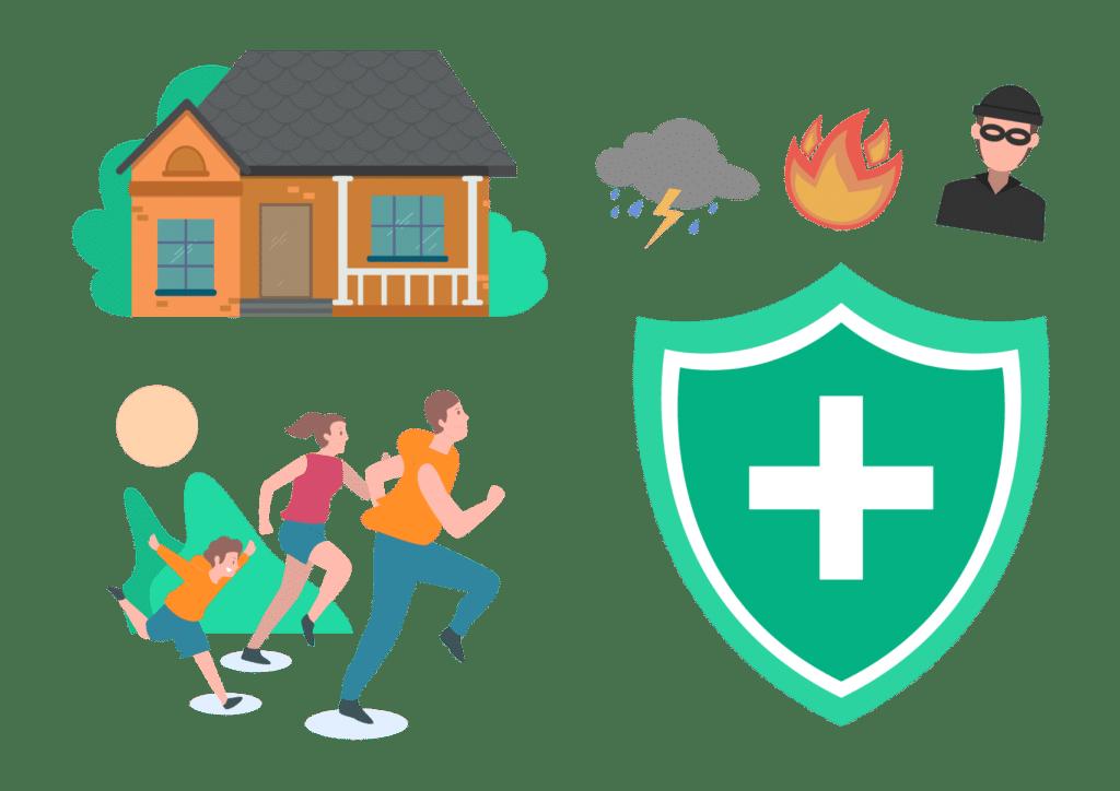 comparatore di assicurazioni casa e famiglia