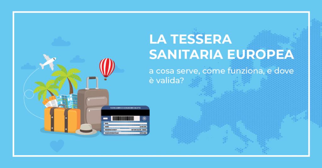 Tessera sanitaria europea (TEAM): scopri come funziona